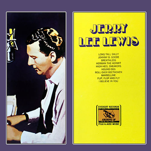 Jerry Lee Lewis de Jerry Lee Lewis