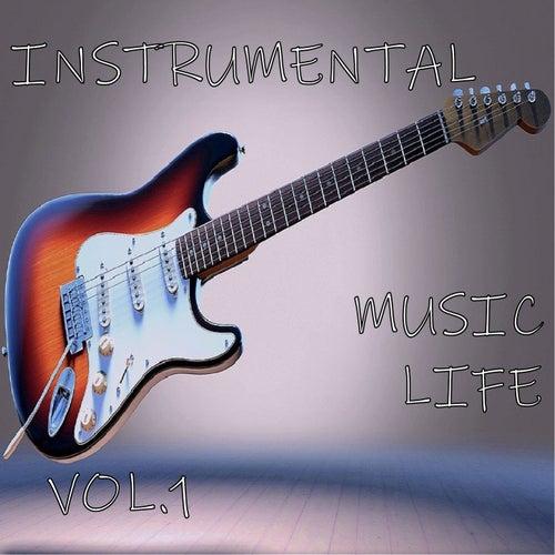 Instrumental Music Life by Luca Scherani, Koranshanti, Trezero, DYEPA', Sound Experience, Tom Sinatra
