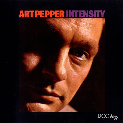 Intensity de Art Pepper