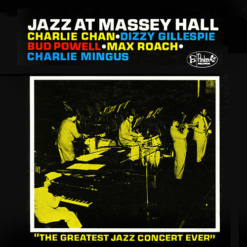 Jazz at Massey Hall by Charles Mingus