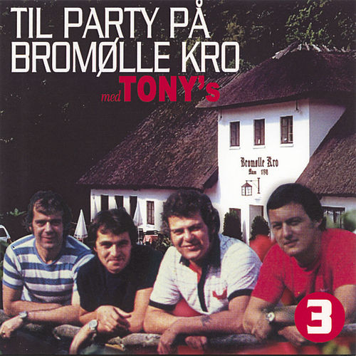 Til Party på Bromølle Kro - 3 de Los Tony's