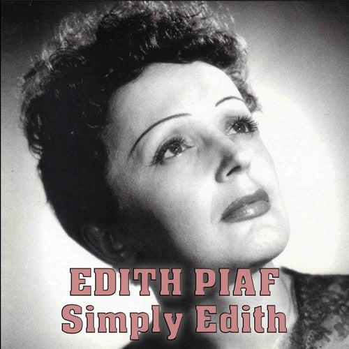 Simply Edith de Edith Piaf