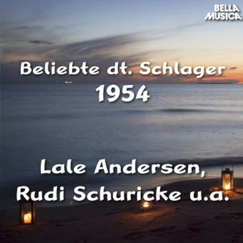 Beliebte Deutsche Schlager 1954 de Various Artists
