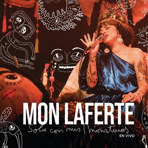 Sola Con Mis Monstruos (En Vivo, Desde El Lunario del Auditorio Nacional) de Mon Laferte