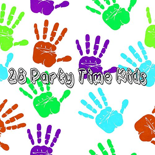 28 Party Time Kids de Canciones Infantiles