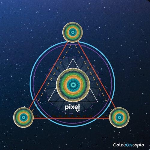 Caleidoscopio de Pixel