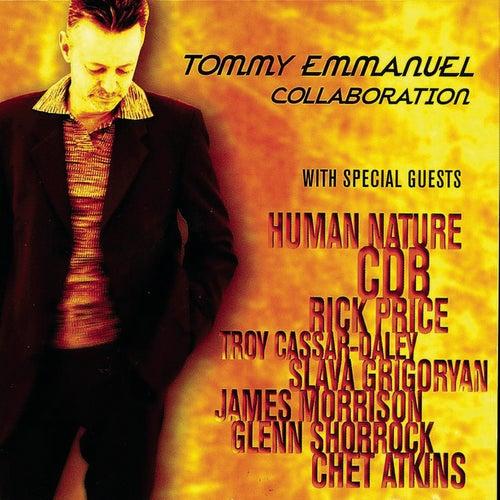 Collaboration von Tommy Emmanuel