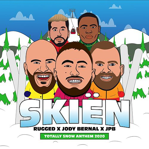 Skiën (Totally Snow Anthem 2020) de Rugged