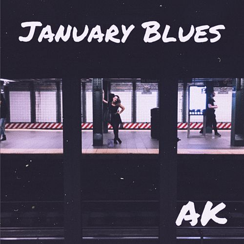 January Blues de Allison Kelly