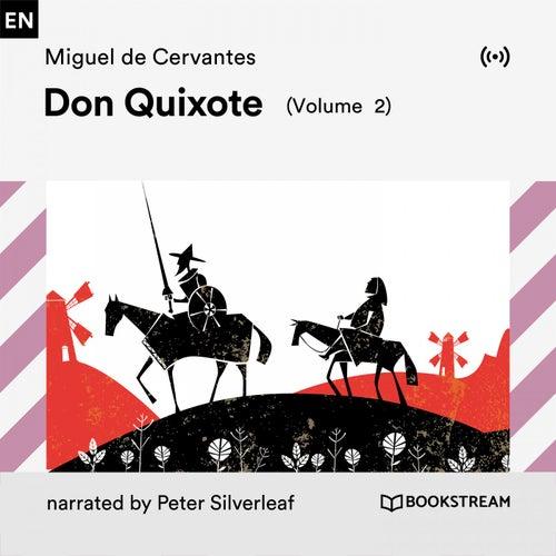 Don Quixote (Volume 2) von Bookstream Audiobooks