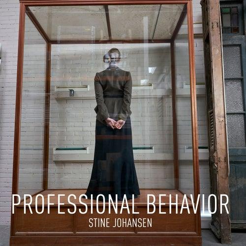 Proffesional Behavior by Stine Johansen