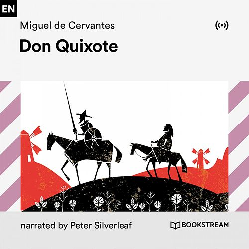 Don Quixote von Bookstream Audiobooks