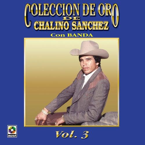 Colección De Oro De Chalino Sánchez, Vol. 3: Con Banda de Chalino Sanchez
