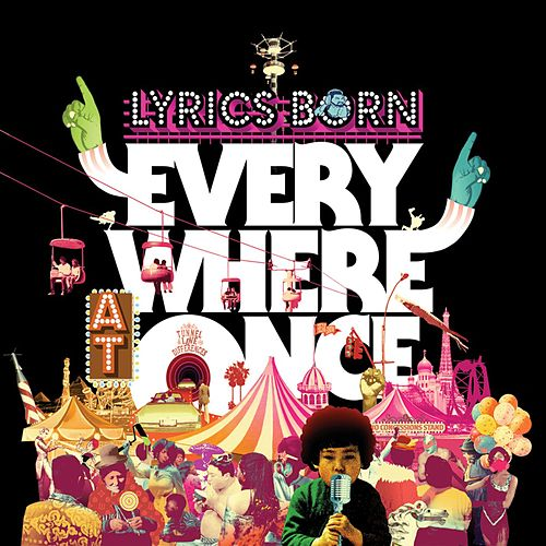 Everywhere At Once von Lyrics Born