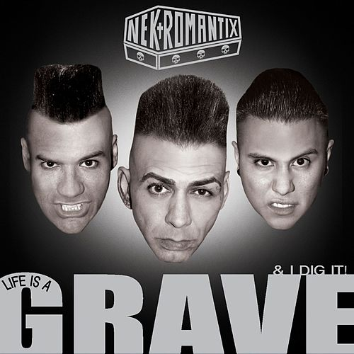 Life Is A Grave And I Dig It by Nekromantix