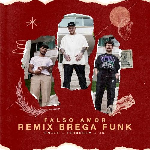 Falso amor (Remix Brega Funk) de Um44k