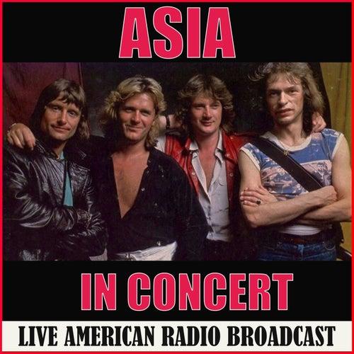 Asia in Concert (Live) de Asia