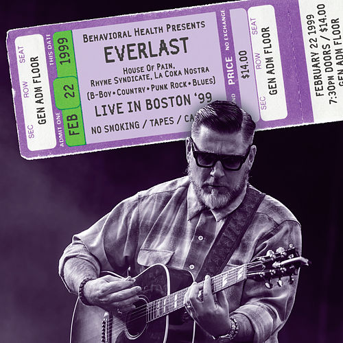 Live in Boston '99 de Everlast
