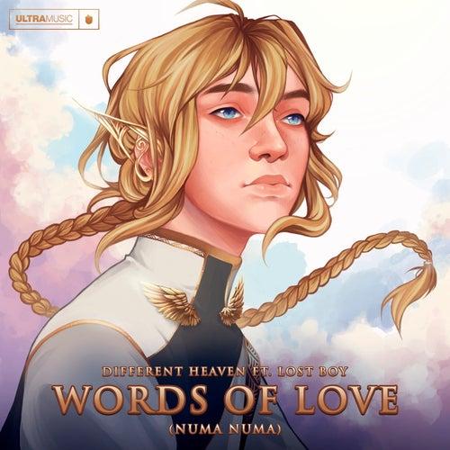 Words Of Love (Numa Numa) de Different Heaven