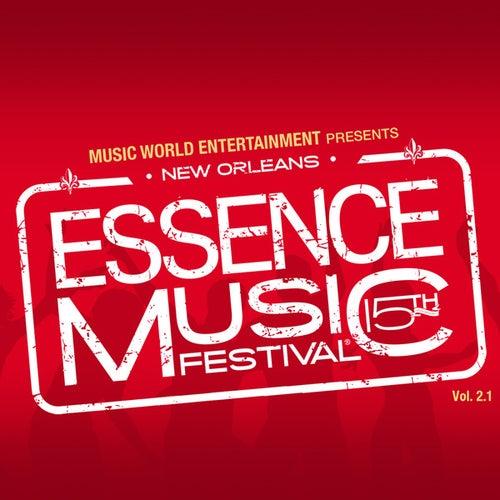 Essence Music Festival Volume 2.1 de Various Artists