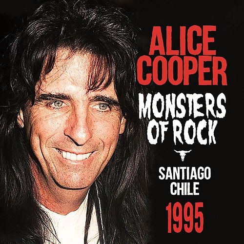 Monsters Of Rock di Alice Cooper