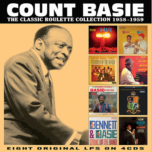 The Classic Roulette Collection 1958-1959 by Count Basie