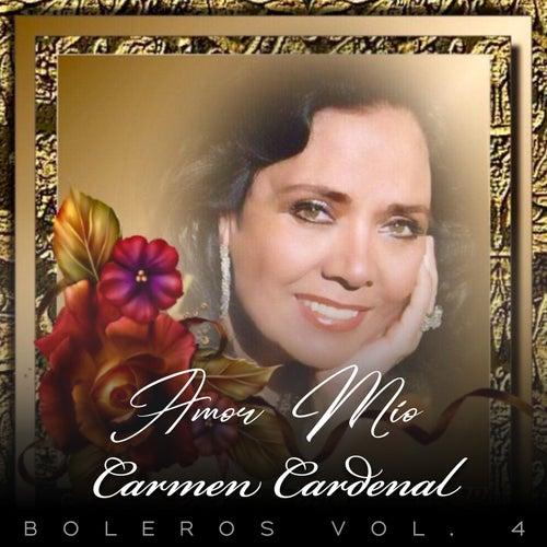 Amor Mío Boleros Vol. 4 de Carmen Cardenal