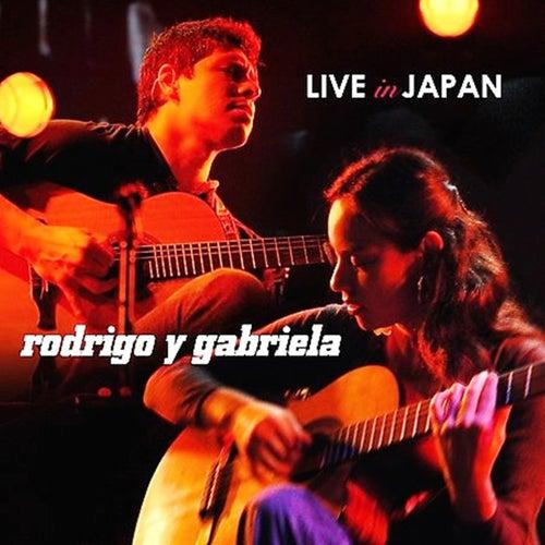 Live In Japan de Rodrigo Y Gabriela