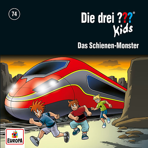 074/Das Schienen-Monster von Die Drei ??? Kids