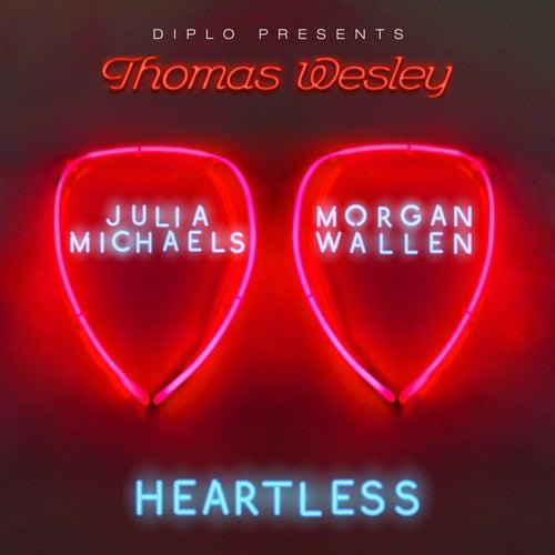 Heartless (feat. Julia Michaels & Morgan Wallen) de Diplo