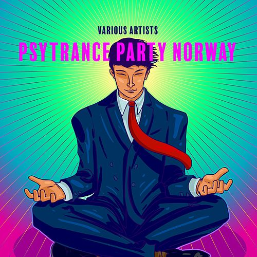 Psytrance Party Norway (2) de Various Artists