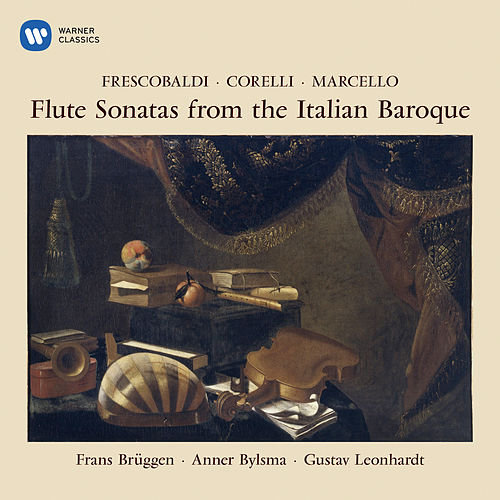 Flute Sonatas from the Italian Baroque de Frans Brüggen