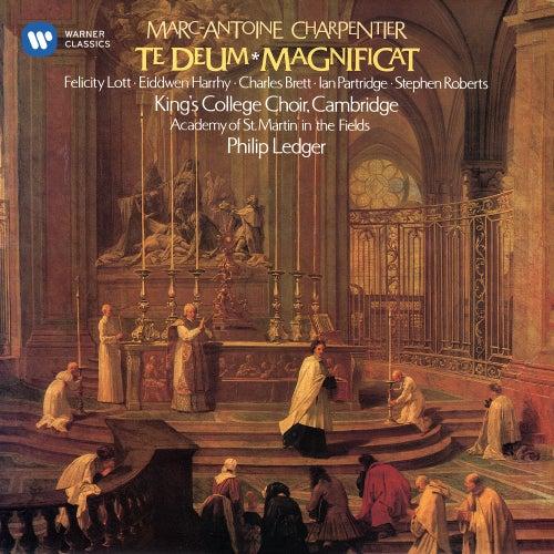 Charpentier: Te Deum, H. 146 & Magnificat, H. 74 de Choir of King's College, Cambridge