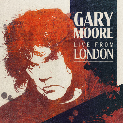 Live From London de Gary Moore