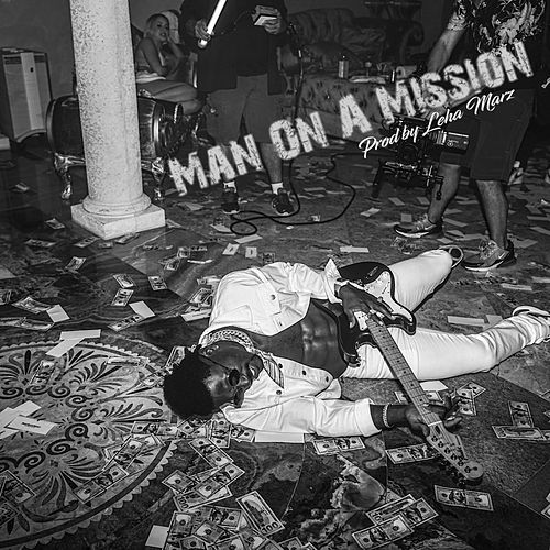 Man On A Mission by AB