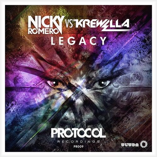 Legacy (Radio Edit) de Nicky Romero