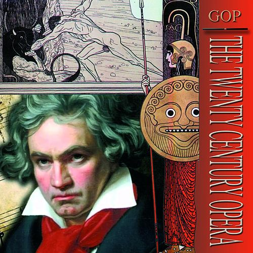 The masters of music · Ludwig van Beethoven de Glenn Gould