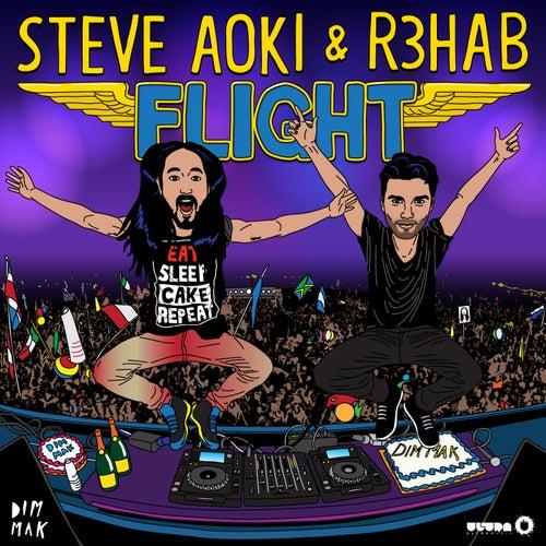 Flight de Steve Aoki