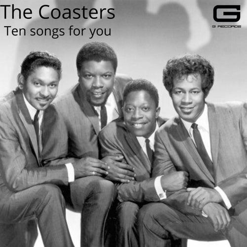 Ten songs for you van The Coasters