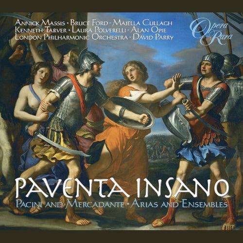 Pacini & Mercadante: Paventa insano de David Parry