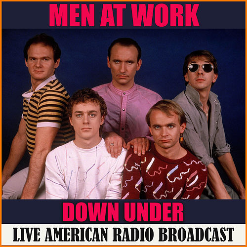 Down Under (Live) de Men At Work