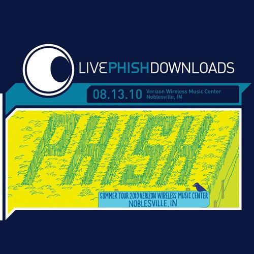 Live Phish: 8/13/10 Verizon Wireless Music Center, Noblesville, IN de Phish