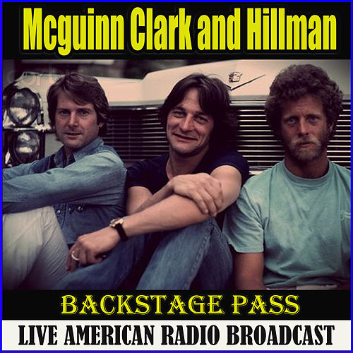 Backstage Pass (Live) von Clark McGuinn