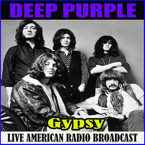 Gypsy (Live) de Deep Purple