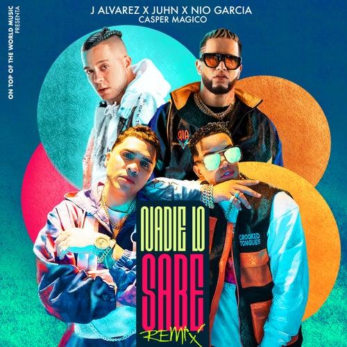 Nadie Lo Sabe (Remix) de J. Alvarez