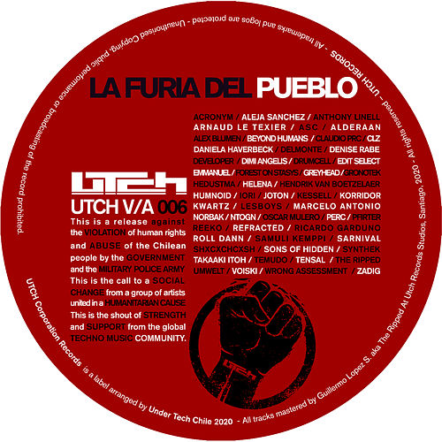 'La Furia del Pueblo' by Various Artists