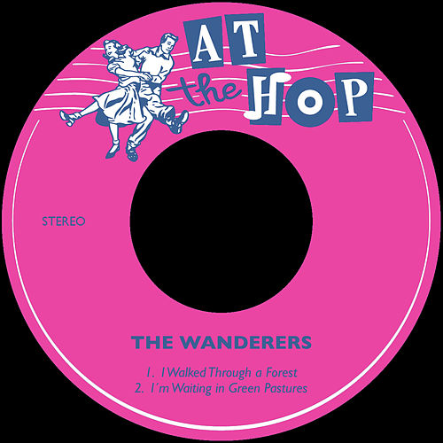 I Walked Through a Forest / I'm Waiting in Green Pastures von The Wanderers