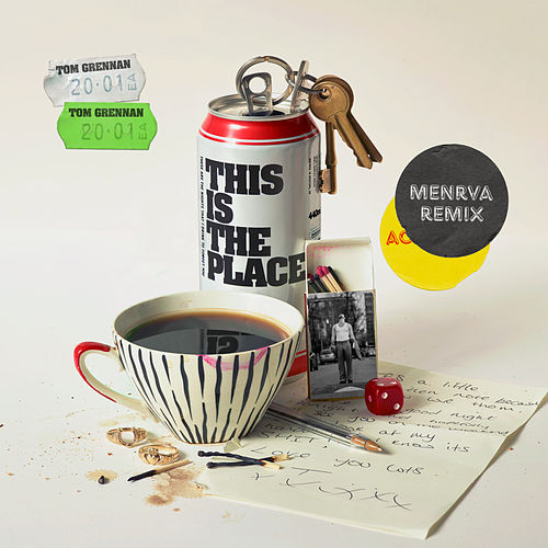 This is the Place (Menrva Remix) von Tom Grennan