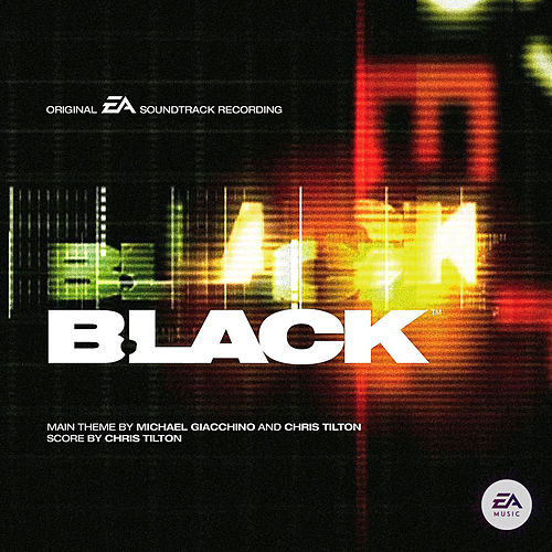 Black (Original Soundtrack) by Michael Giacchino