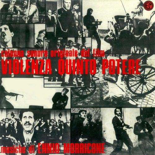 Violenza Quinto Potere (Original Soundtrack) di Ennio Morricone